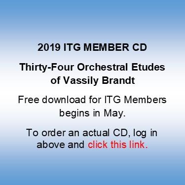 ITG CD
