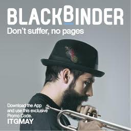 Black Binder